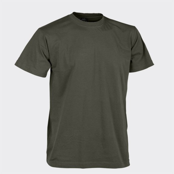 T-shirt CLASSIC ARMY - Cotton - Taiga Green