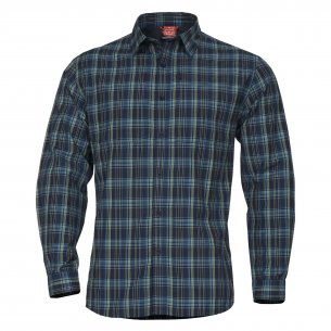 Pentagon QT Tactical Shirt - Blue Checks