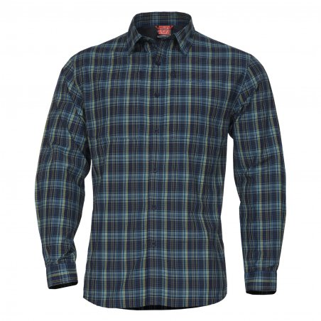 Pentagon Koszula QT Tactical - Blue Checks