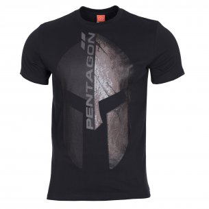 AGERON T-shirts - Eternity - Black