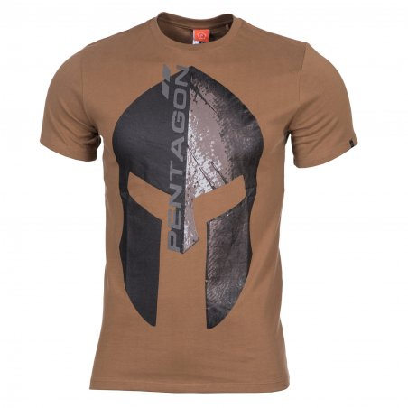 AGERON T-shirts - Eternity - Coyote / Tan