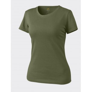 Helikon-Tex® Women's T-shirt - Cotton - U.S. Green