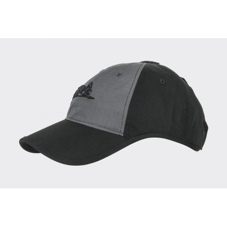 Logo Cap - Black / Shadow Grey B