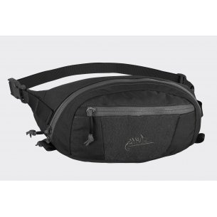 Helikon-Tex® BANDICOOT Waist Pack - Cordura® -  Black / Shadow Grey A