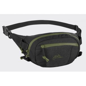 Helikon-Tex® POSSUM® Waist Pack - Cordura® - Black / Olive Green A