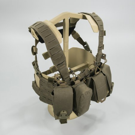 HURRICANE® HYBRID Chest Rig - Cordura® - Adaptive Green