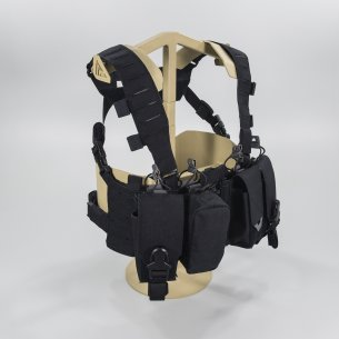 HURRICANE® HYBRID Chest Rig - Cordura® - Black