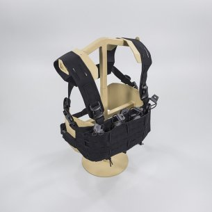 TIGER MOTH® Chest Rig - Cordura® - Black