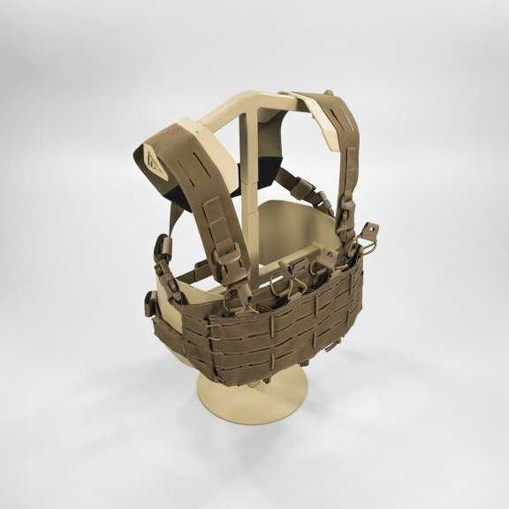 TIGER MOTH® Chest Rig - Cordura® - Coyote Brown