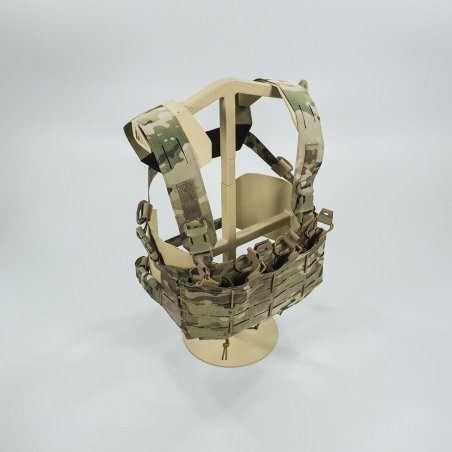 Direct Action® Kamizelka taktyczna TIGER MOTH® Chest Rig - Cordura® - MultiCam®
