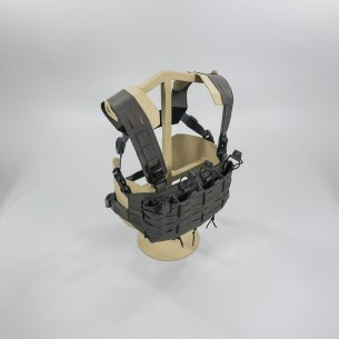 TIGER MOTH® Chest Rig - Cordura® - Urban Grey