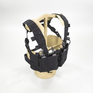 TEMPEST® Chest Rig - Cordura® - Black
