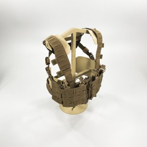 TEMPEST® Chest Rig - Cordura® - Coyote Brown