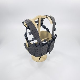 TEMPEST® Chest Rig - Cordura® - Urban Grey