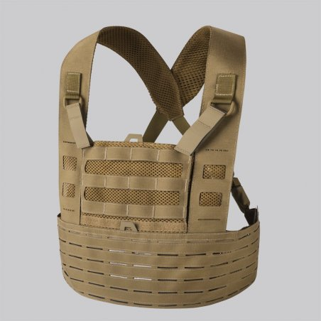 Direct Action® Kamizelka taktyczna TYPHOON® Chest Rig - Cordura® - Coyote Brown