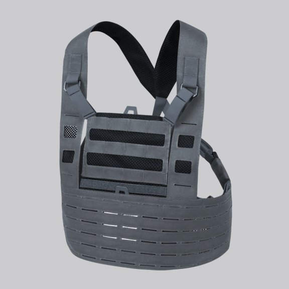 TYPHOON® Chest Rig - Cordura® - Urban Grey