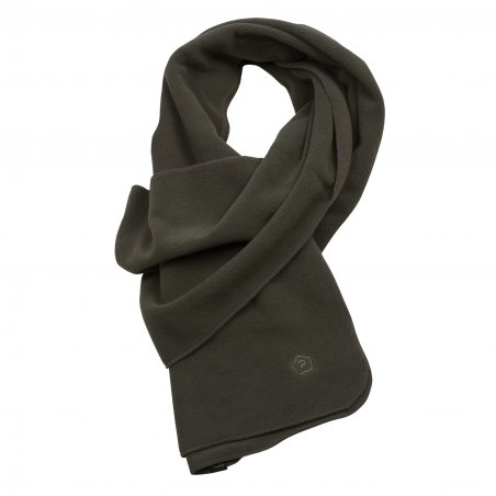 Fleece Scarf - Olive green