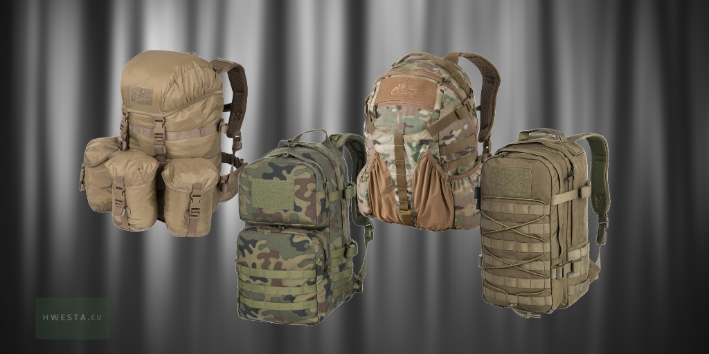 Military backpacks for military enthusiasts